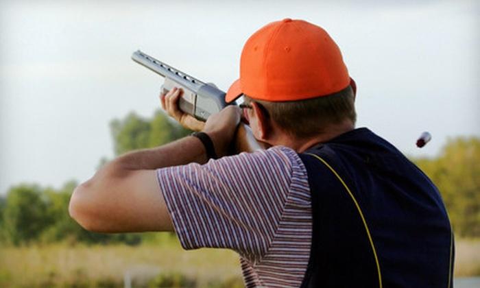 Raahauge's Shooting Enterprises - Corona: $80 for a Shooting-Range Visit for Two at Raahauge's Shooting Enterprises ($193 Value)