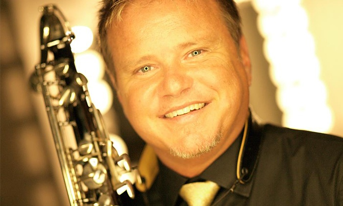 Jazz Jam with Saxophonist Euge Groove  - Hoffman Auditorium at the University of Saint Joseph: Jazz Jam with Saxophonist Euge Groove on Saturday, August 22, at 7 p.m. (Up to 20% Off)