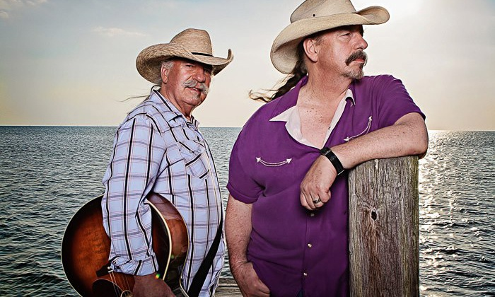 Bellamy Brothers - Medina: Bellamy Brothers at Thirsty Cowboy on Saturday, March 15, at 9:30 p.m. (Up to 50% Off)