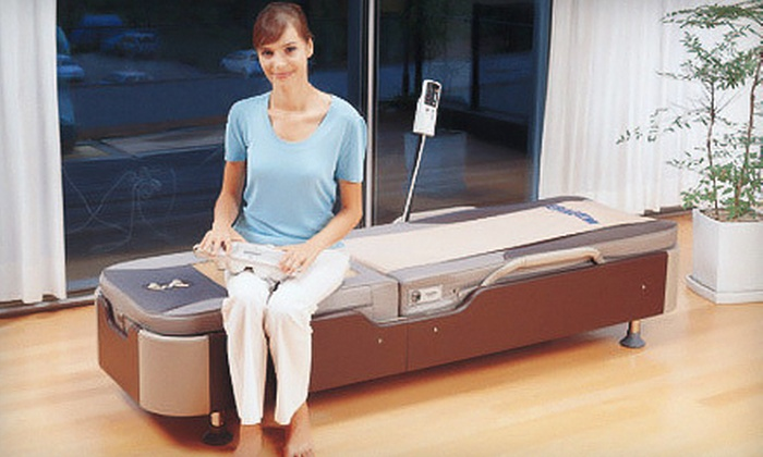 Ceragem - Milpitas: 3, 5, or 10 40-Minute Thermal-Table Massages at Ceragem (Up to 65% Off)