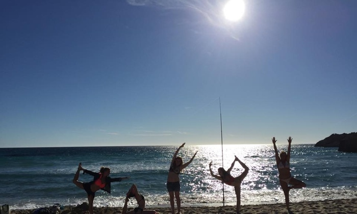Anahata Energy Yoga Studio - Haysboro: Up to 73% Off Yoga at Anahata Energy Yoga Studio