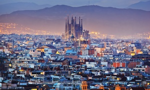 ✈ 8-Day Vacation in London and Barcelona with Air from go-today at London and Barcelona Vacation with Hotel and Air from go-today, plus 6.0% Cash Back from Ebates.
