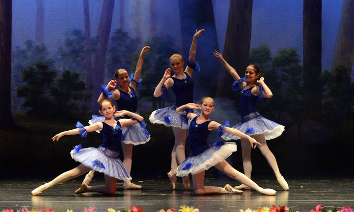 Adagio Ballet and Dance School - Waverly Hills: Up to 50% Off Dance Camps for Kids at Adagio Ballet and Dance School