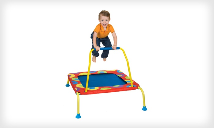 Alex Little Jumpers Trampoline: $69 for an Alex Little Jumpers Trampoline ($131.95 List Price). Free Shipping and Free Returns.