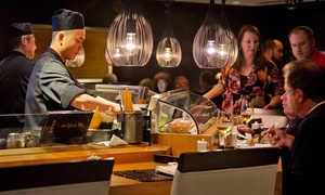 Restaurant ANZU: $35 for $60 Worth of Sushi and California Cuisine for Dinner for Two at Restaurant ANZU