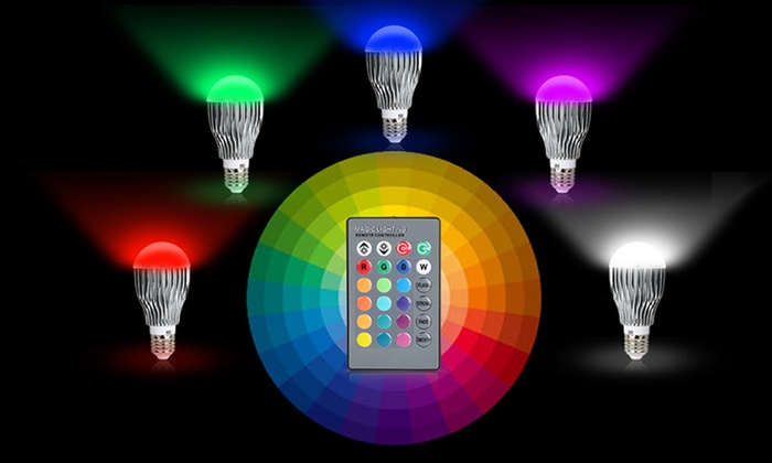 Magic Color Changing LED Light...