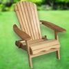 Merry Products Foldable Adirondack Chair