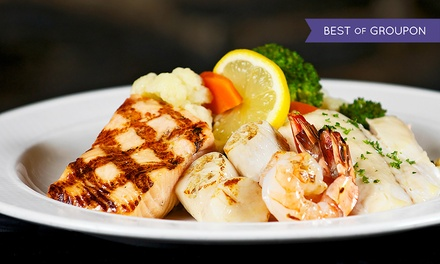 Casual Fare Meal for Two or Four at The Lower Deck Pub & Beer Market (Up to 52% Off)