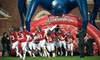 University of Richmond Football vs. Albany - Robins Stadium: $15 to See a Richmond Spiders Football Game Against Albany at Robins Stadium on Saturday, October 31 ($37 Value)