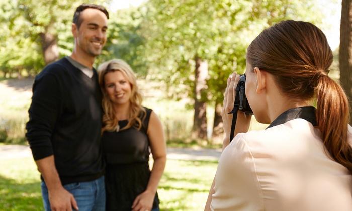 Sopheak Smith Photography - Oklahoma City: A 30-Minute Outdoor Photoshoot from Sopheak Smith Photography (70% Off)