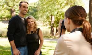 IMMAGINI STUDIO FOTOGRAFICO: Servizio fotografico di coppia più bambini, animale o terza persona da Immagini Studio Fotografico (sconto fino a 81%)