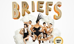 Kim Walsh: Tickets to Briefs in Brighton Republic, 27 May - 5 June (Up to 50% Off)