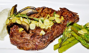 Don Pancho's Steakhouse: Dining Experience for Two or Four at Don Pancho's Steakhouse (32% Off)