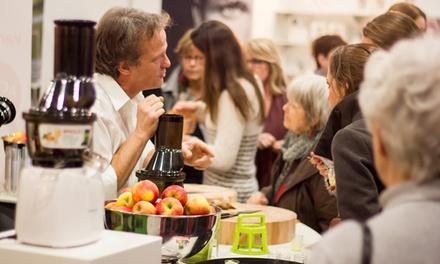 De Nationale GezondheidsBeurs: leer alles over gezond zijn én blijven van 14 februari 2018 in Jaarbeurs Utrecht