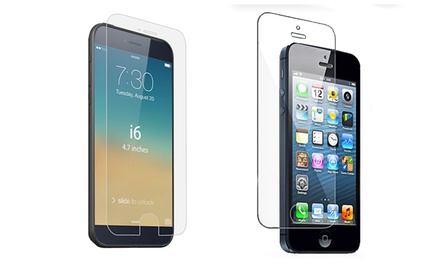 3D Luxe Tempered-Glass Screen Protector for iPhone 5/5s or 6