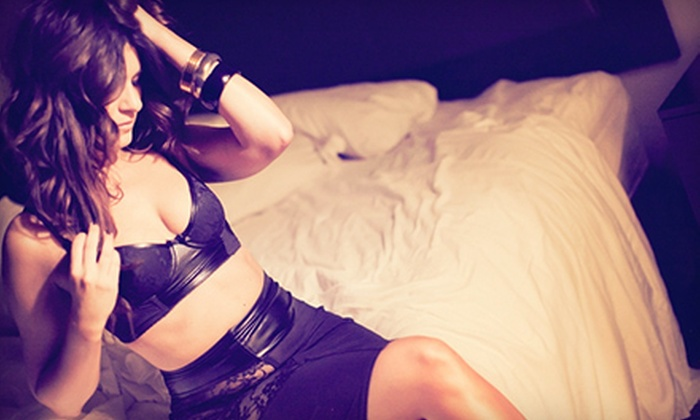 Adam Trujillo Photography Las Vegas - Spring Valley: $99 for a One-Hour Boudoir Shoot with 10 Digital Photos from Adam Trujillo Photography ($605 Value)
