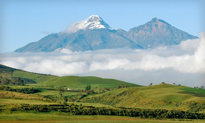 Ecuador Tour with Airfare - Ecuador: 8-Day Multi-City Ecuador and Amazon Tour with Round-trip Airfare from Friendly Planet Travel