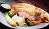 The Woodside Deli - Silver Spring: Deli Food or Catering Trays at The Woodside Deli (Up to 51% Off)