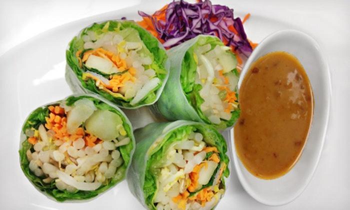 Mali Thai Cuisine - Hampden South: $12 for $24 Worth of Thai Food at Mali Thai Cuisine