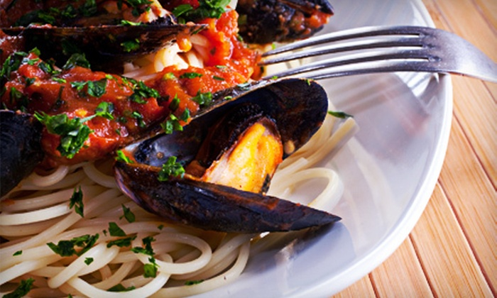 Valley Forge Ristorante & Pizzeria - Schuylkill: $20 for $40 Worth of Italian Food and Drinks at Valley Forge Ristorante & Pizzeria