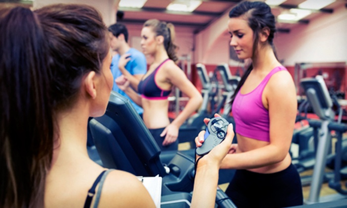Anytime Fitness - Multiple Locations: $19.99 for a Workout Package with One-Month Membership and Two Personal-Training Sessions ($268.20 Value)