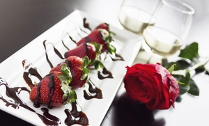 Baldwin Vineyards: Strawberry, Chocolate & Wine Festival Tickets for 2 or 4 at Baldwin Vineyards (Up to 52% Off)