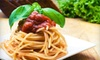 Luciano's - Colonial Heights: Italian Fare for Dinner or Lunch at Luciano's in Yonkers (Half Off)