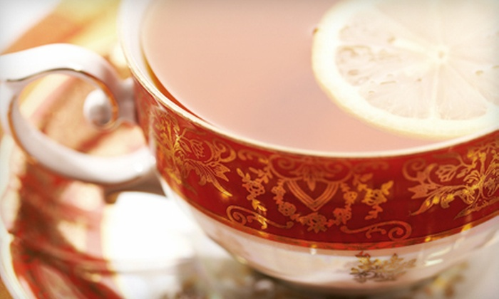 Tyme Well Spent Tea Room - Hartland Village: Lunch and Tea for Two or Four at Tyme Well Spent Tea Room (Up to 54% Off)