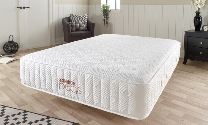 Prestige 2000 Coolblue Pocket Mattress