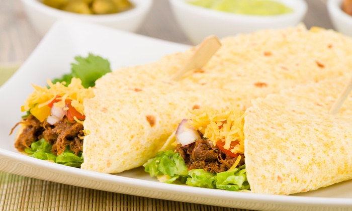 Azteca Mexican Grill - Grantley: 50% Off $20 gift card with Purchase of $20 gift card at Azteca Mexican Grill