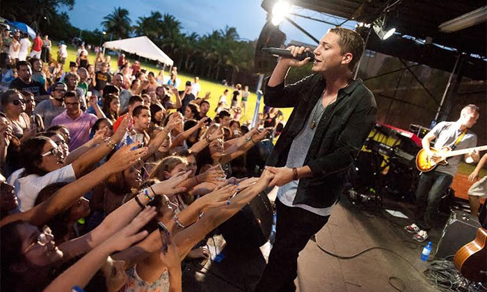 Woodystock Benefit Festival - Historic Virginia Key Beach Park: Woodystock Benefit Festival feat. The Expendables, Maxi Priest, and More on Saturday, December 12, at 2 p.m.