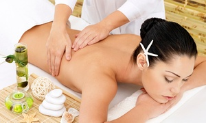 Bodyline Plus: Pamper Package: Back Facial Plus Massage and Facial for £26 at Bodyline Plus (67% Off)