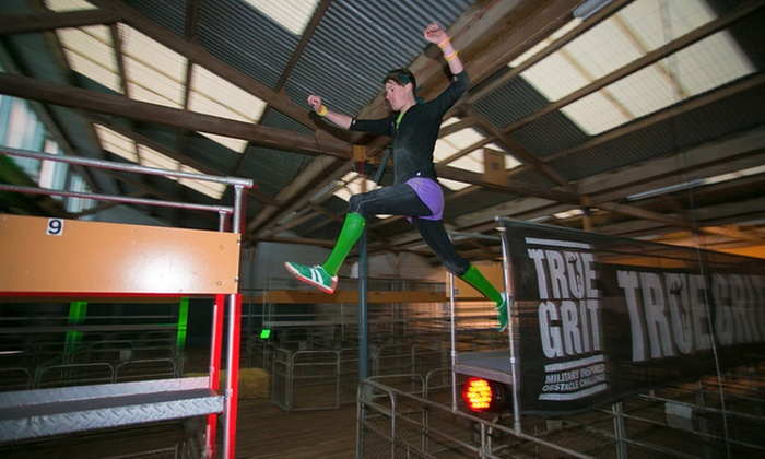 Night Attack 5km Obstacle Course - True Grit | Groupon