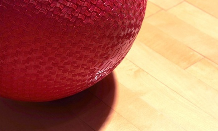 Upland Sports Arena - Upland: One, Two, or Four Groupons, Each Good for Registration in a Co-Ed Dodgeball League at Upland Sports Arena (Half Off)