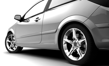 Car Wash-and-Wax Package or Detail Package at The Auto Club (Up to 63% Off)