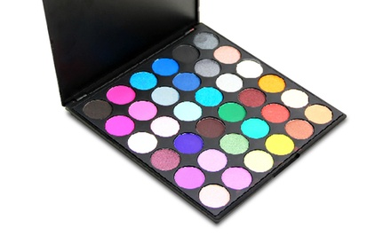 36-Color Smoke It Out Eye Shadow Palette