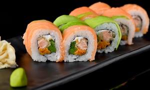 רשת פרנג'ליקו: רשת פרנג'ליקו: ארוחת סושי זוגית הכוללת 2 מנות ראשונות + 40 יחידות סושי ב-88 ₪ בלבד. תקף גם ב-T.A