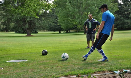 One 18-Hole Round of Foot Golf for Two or Four at Sah-Hah-Lee Golf Course (Up to 42% Off)