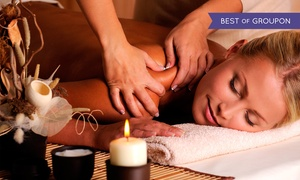The Sixth Element Therapeutic Massage: Massage at The Sixth Element Therapeutic Massage (49% Off). Three Options Available.