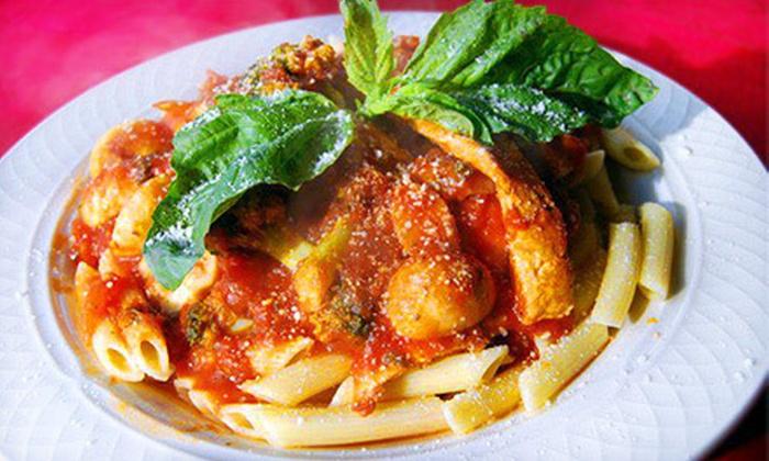 Romano's Pizza - Concord: $10 Worth of Pizza and Italian Food