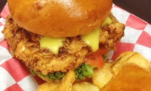 Vagabond Sandwich Company: Sandwiches, Sides, and Drinks at Vagabond Sandwich Company (Up to 41% Off)