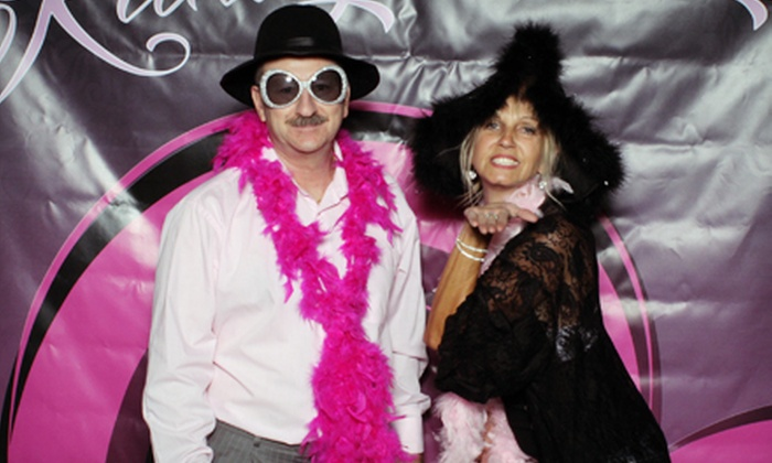 Ugly Duck Photo Booths - Paradise: $499 for a Three-Hour Open Air Photo Booth Rental by Ugly Duck Photo Booths ($999 Value)