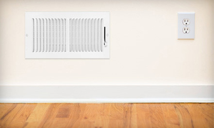 Nature's Air Duct Cleaning - Erin Mills: $119 for Home Air-Duct Cleaning of Up to 2,000 Square Feet from Nature's Air Duct Cleaning ($340 Value)