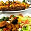 Up to 43% Off Mediterranean Food