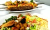 Leena's Mediterranean Grill - Tulsa: Meat Platters and Dessert for Two or Four at Leena's Mediterranean Grill (Up to 43% Off)