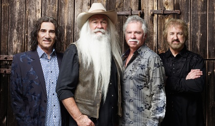 The Oak Ridge Boys on May 18 at 8 p.m.