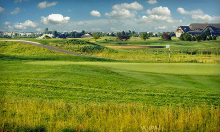 Bolingbrook Golf Club - Bolingbrook: $109 for Two 30-Minute Private Lessons and One 18-Hole Round of Golf at Bolingbrook Golf Club (Up to $218 Value)