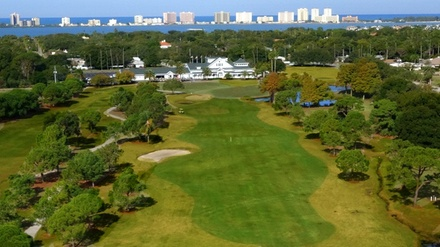 Golf Outing with Cart Rental and Drinks for 2 or 4 at Belleview Biltmore Golf Club in Belleair (Up to 38% Off)