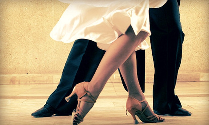 Dance Art CT - East Hartford: Wedding-Dance Package or Eight Beginner Dance Classes at Dance Art CT (Up to 57% Off)