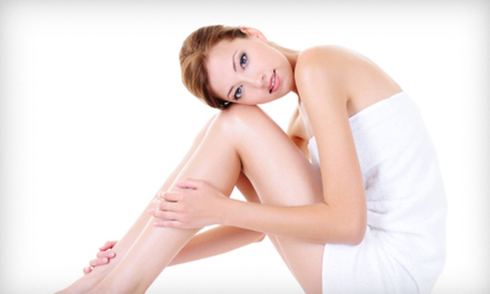 Lang Klinic - Lillian Lang RN Medical Aesthetics: Two or Four Sclerotherapy Leg-Vein Treatments at Lang Klinic (Up to 83% Off)